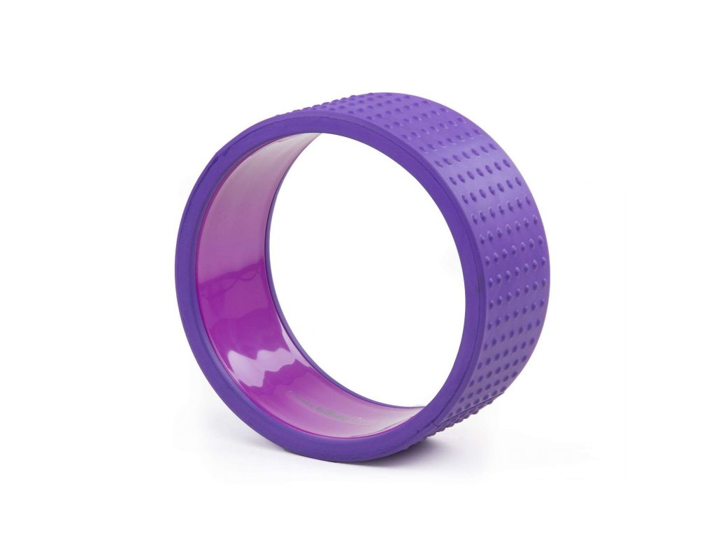 Jóga kruh fialový 2