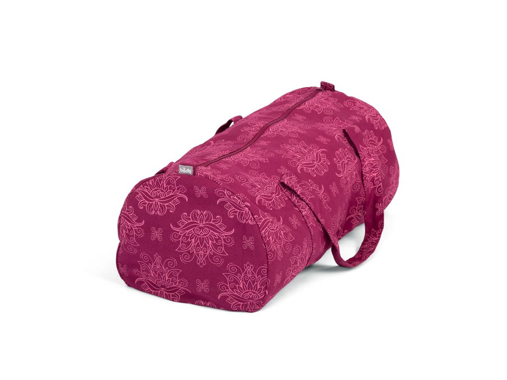 maharaja jóga taška vínová