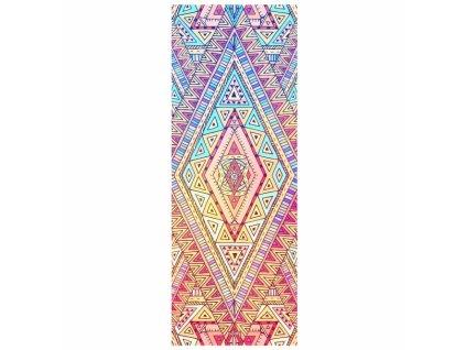 907eth yoga yogatuch grip 2 yoga towel tribal ethno exklusiv design