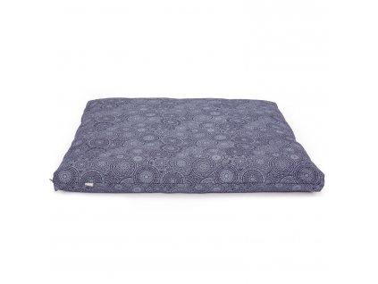 Meditační podložka Maharaja modrý2
