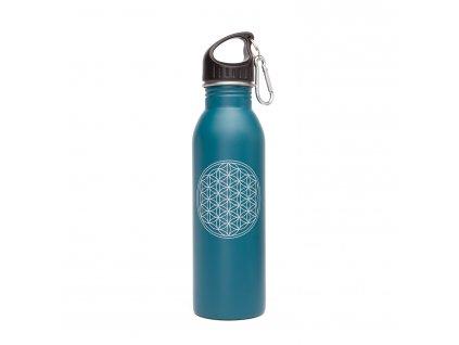 Láhev na vodu modrá