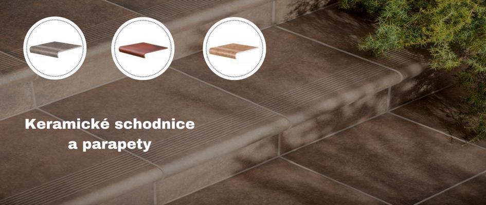 cerrad schodnice a schodovky | parapety