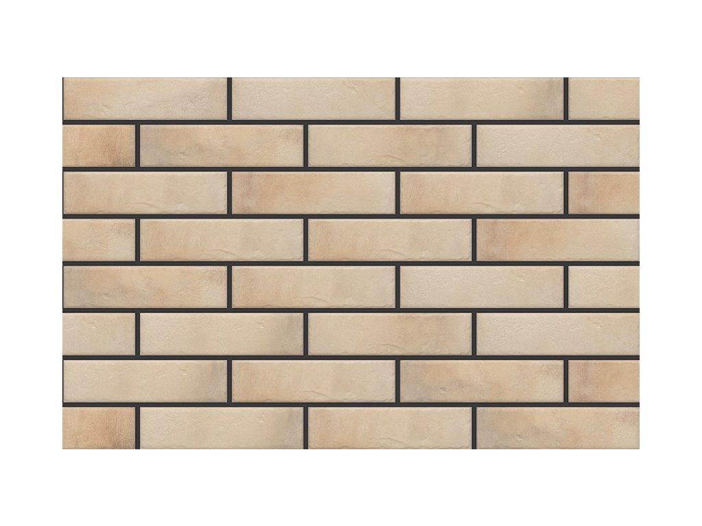 Keramický fasádní obklad Cerrad Retro Brick Salt