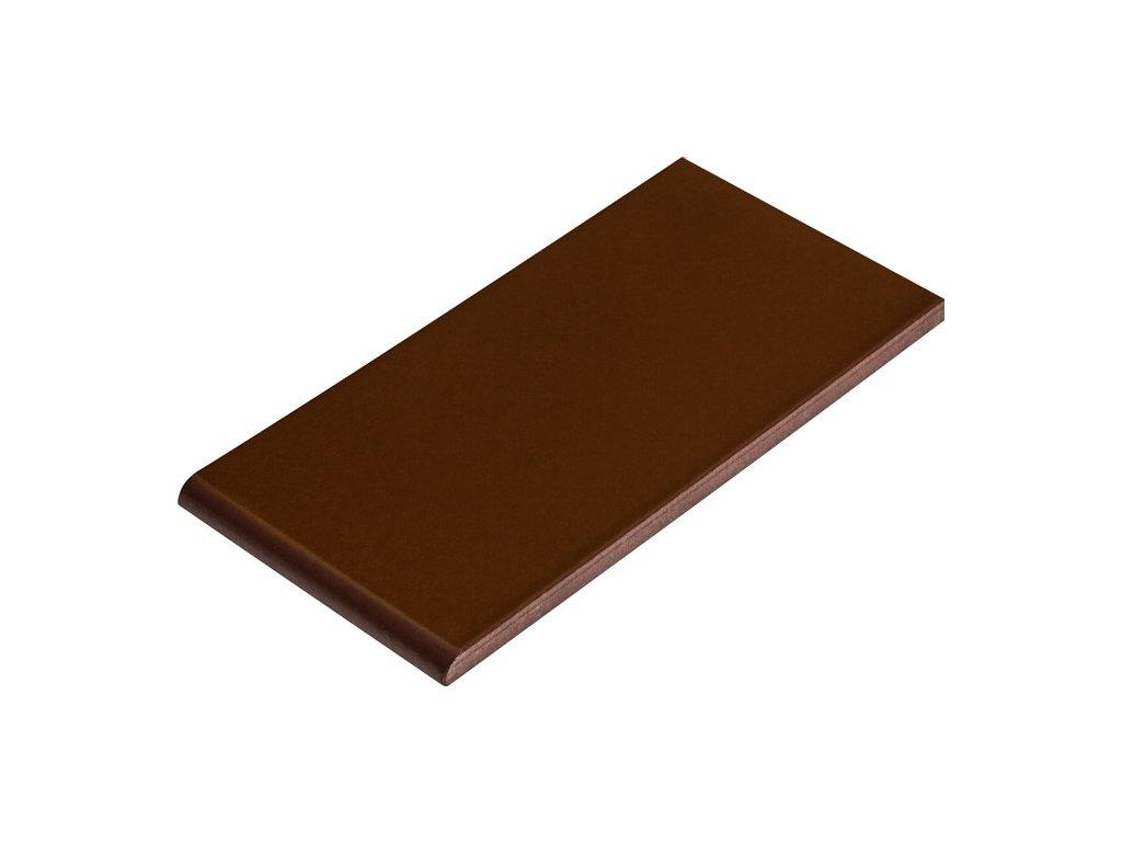 Keramický parapet Cerrad Braz hladký lesk 24,5 x 13,5 cm