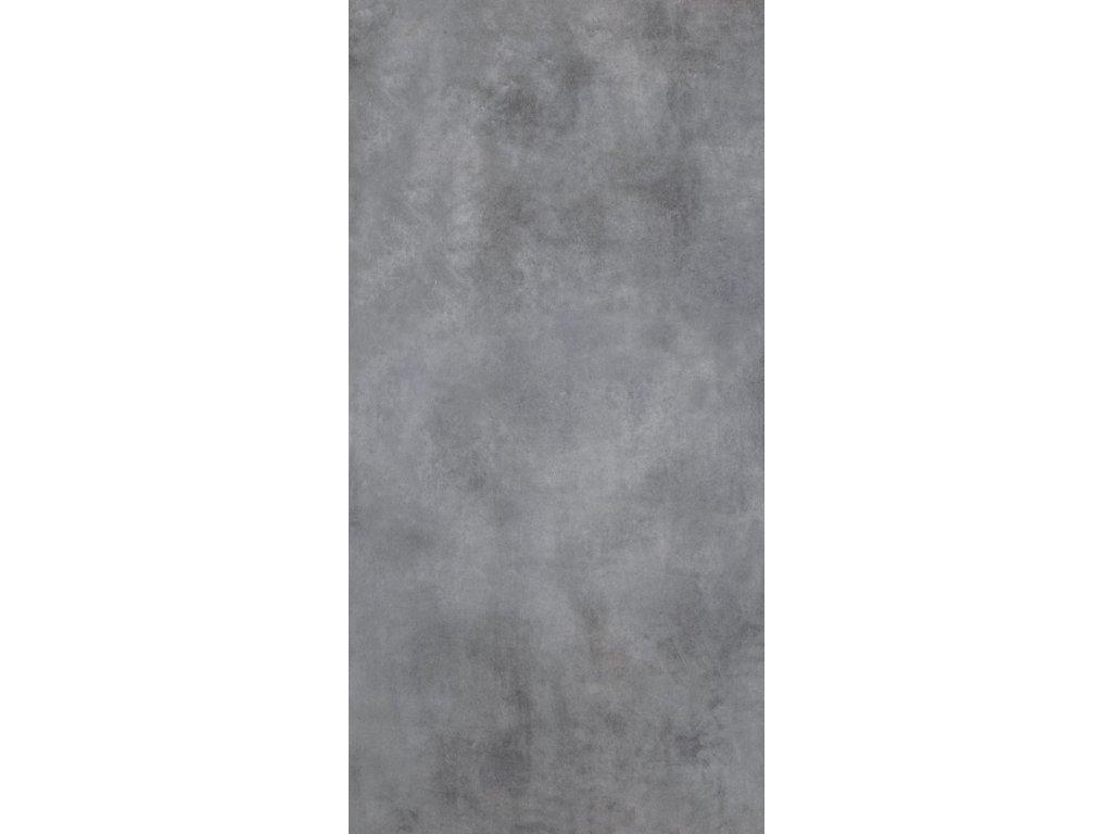 Keramická dlažba Cerrad Batista Steel matná 59,7x119,7cm