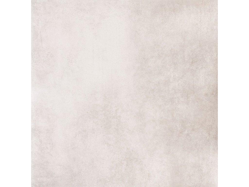 Keramická dlažba Cerrad Lukka Bianco 79,7x79,7 cm