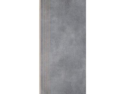 143843 20911 dlazba batista steel schodovka rekt mat 59 7x29 7 1