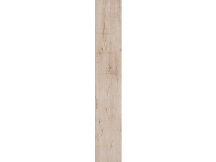 Keramická dlažba Cerrad Tonella Cream mat 120,2x19,3 cm