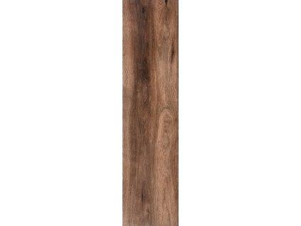 Keramická dlažba Cerrad Mattina Marrone Mat 120,2x29,7 cm