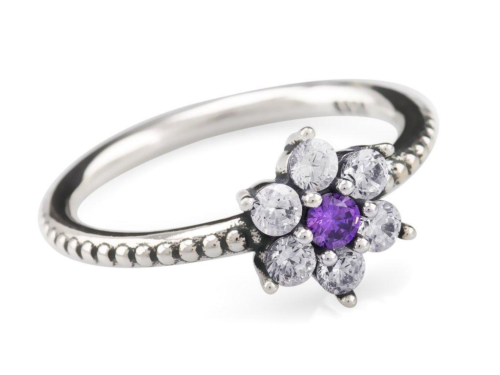 stribrny-prsten-flower-shiny-violet