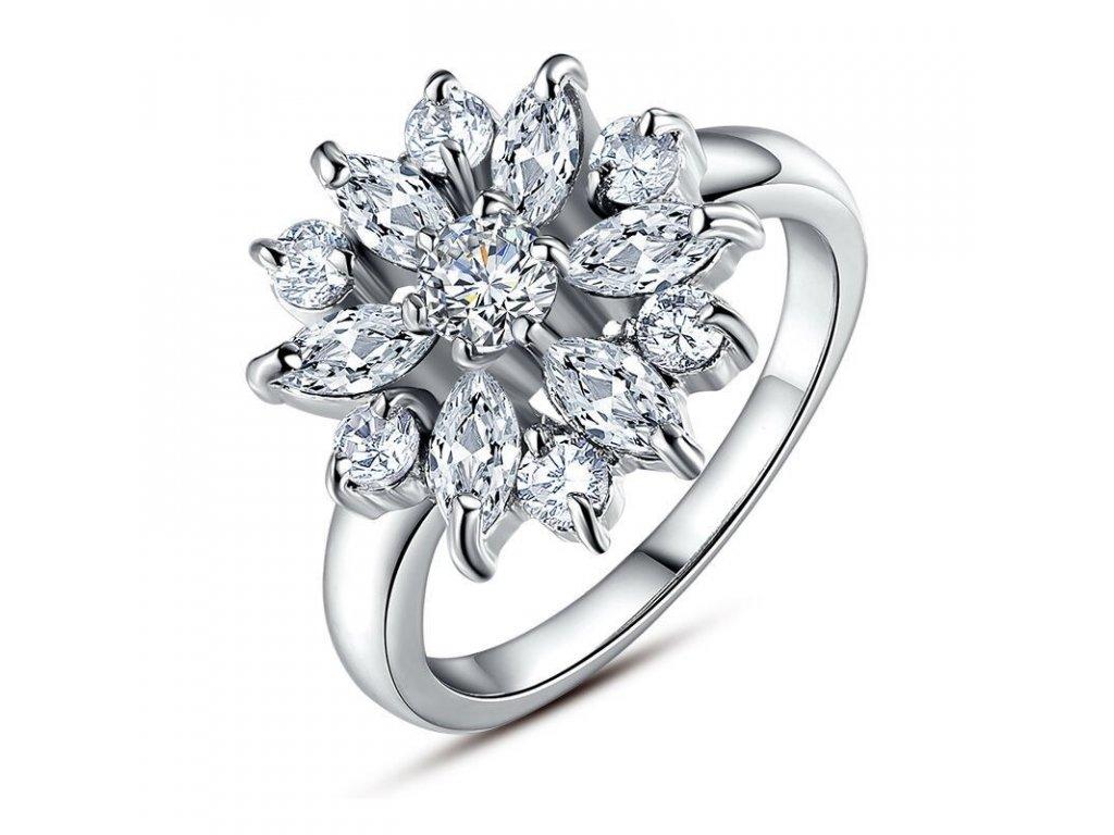 prsten bizuterie iocelcz Flower Shiny
