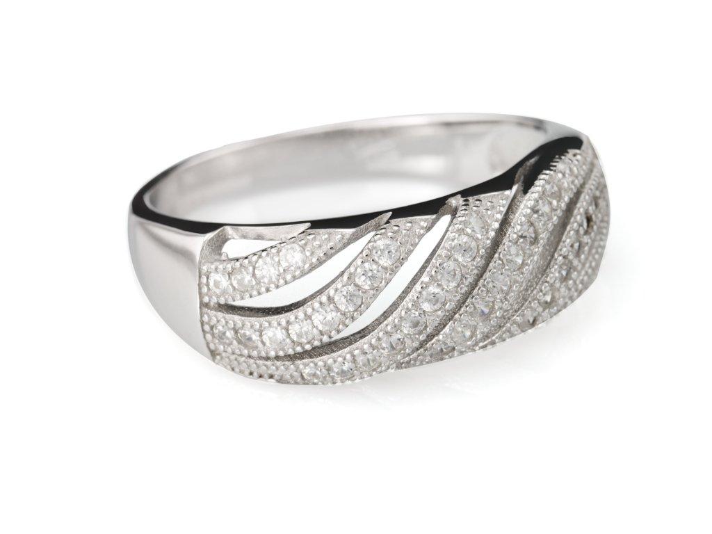 stribrny-prsten-elegance-vlnka