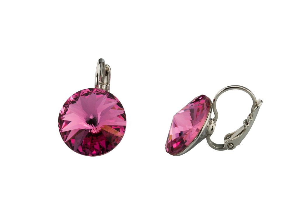 nausnice-crystal-indian-pink-swarovski-elements