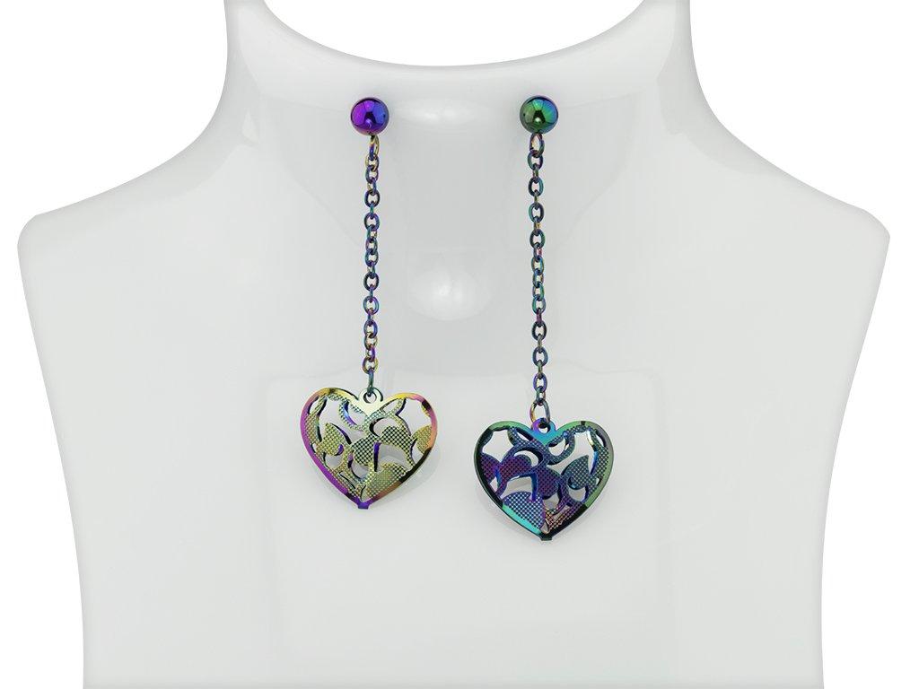 nausnice-visaci-srdce-multicolor-chirurgicka-ocel