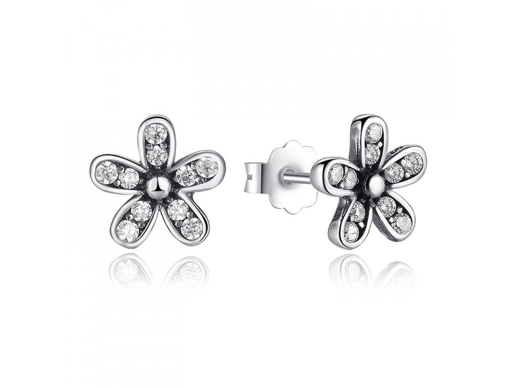stribrne-nausnice-pecky-daisy-flower-ag-925-1000