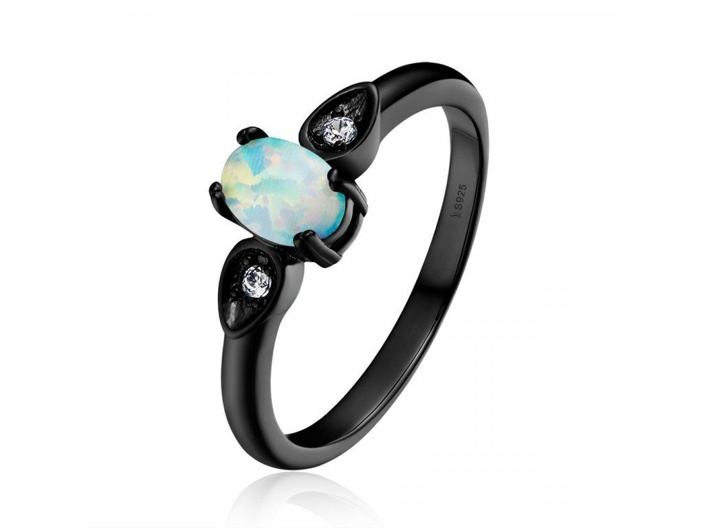 stribrny-prsten-oval-opal-cerny-ag-925-1000