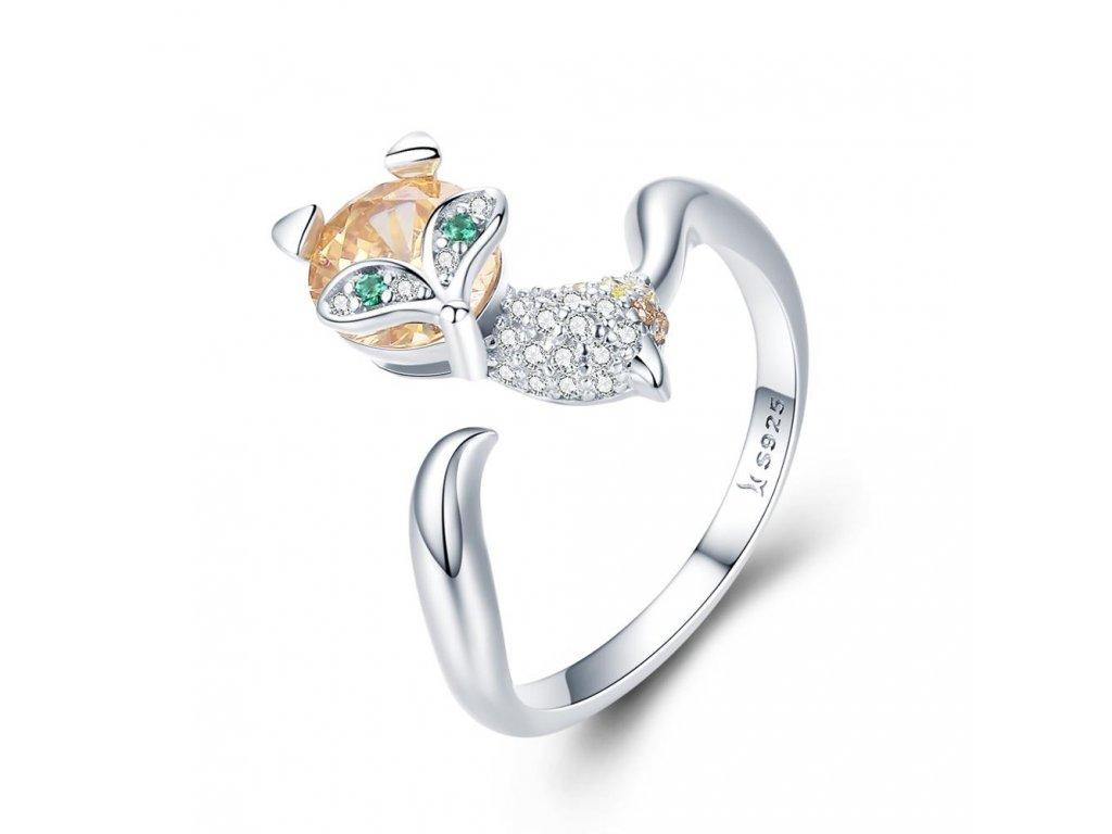 stribrny-prsten-moudra-liska-ag-925-1000