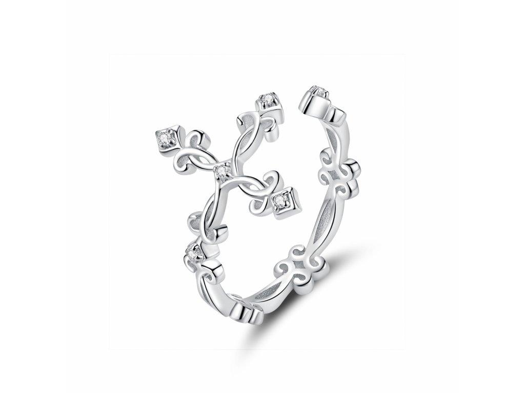 stribrny-prsten-goticky-kriz-a-filigran-ag-925-1000