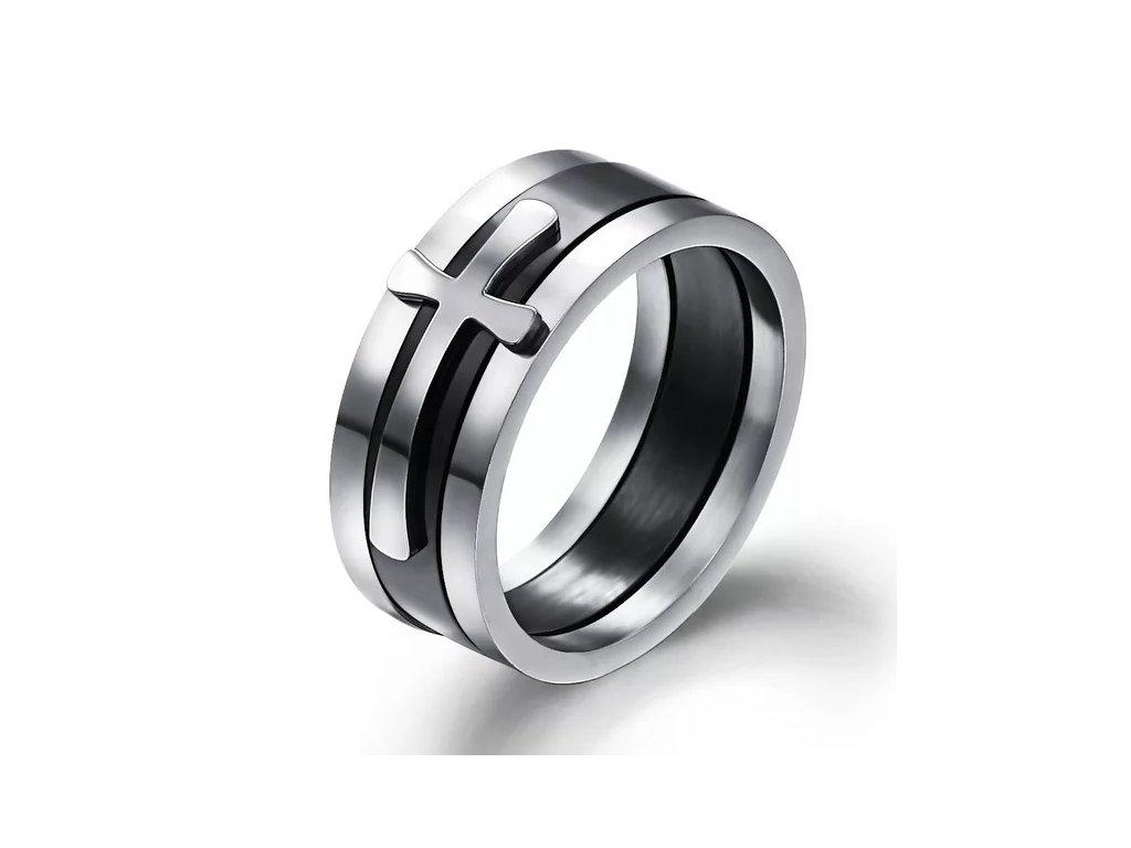 prsten-latinsky-kriz-chirurgicka-ocel