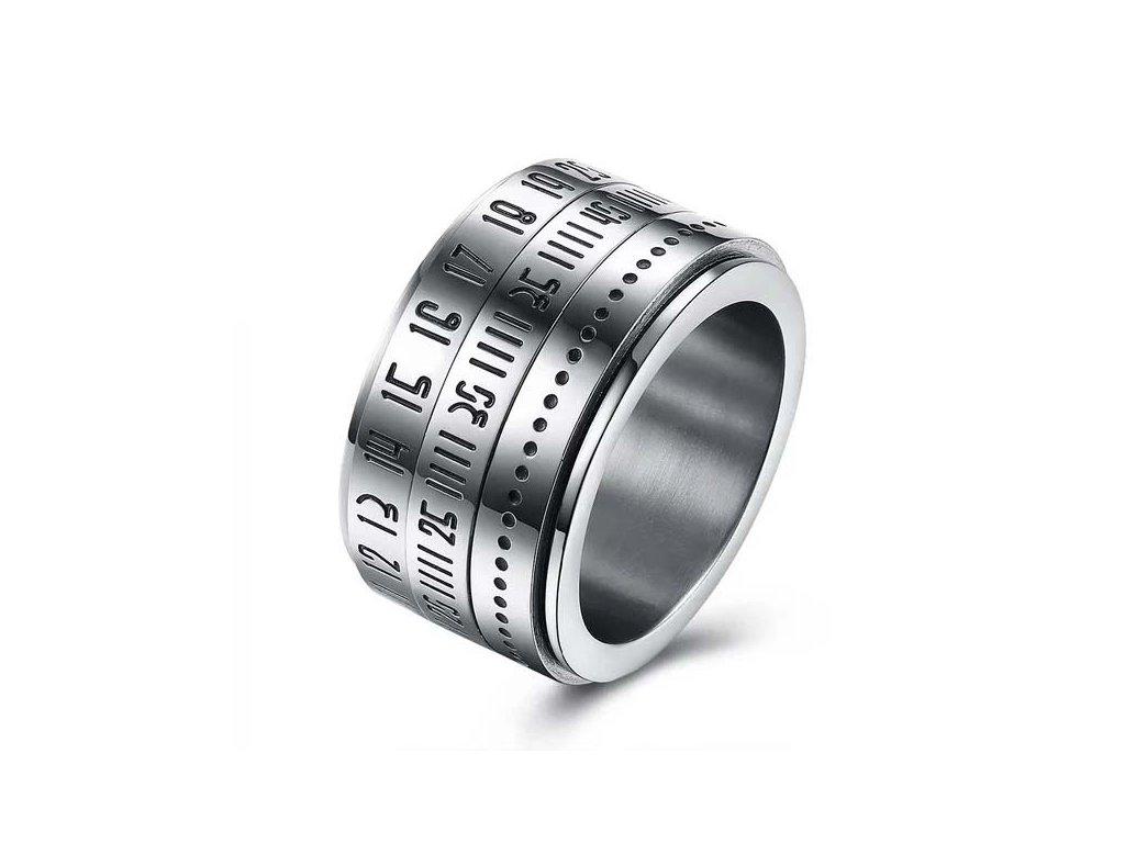 prsten-tajny-kod-rotacni-chirurgicka-ocel