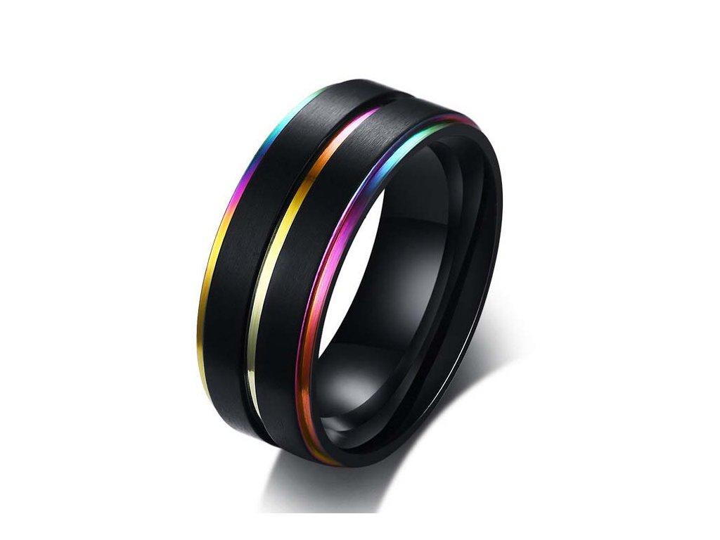prsten-chromatic-lines-chirurgicka-ocel
