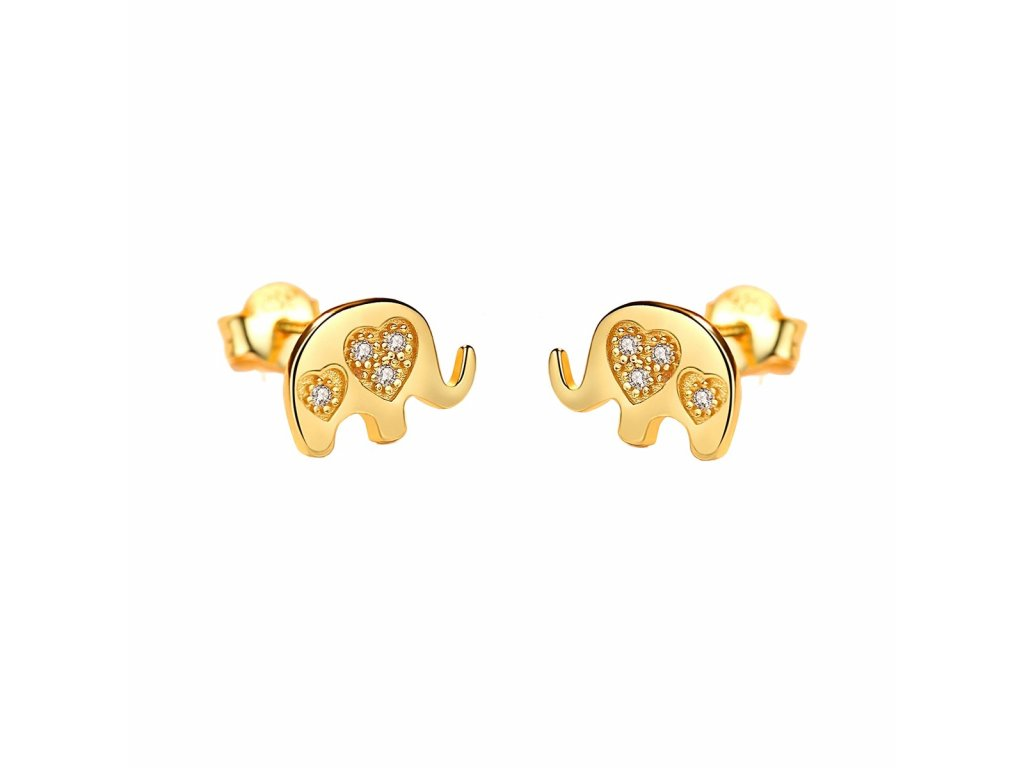 stribrne-nausnice-slon-elegance-ag-925-1000