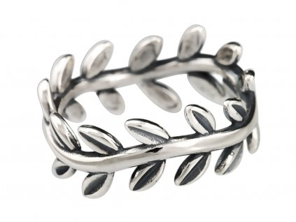 stribrny-prsten-laurel