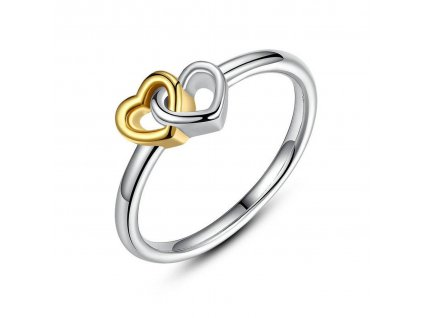prsten double love