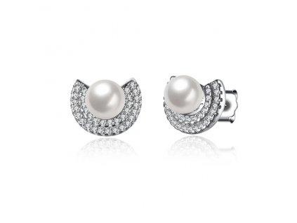 stribrne-nausnice-perla