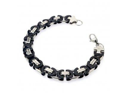 naramek-black-and-steel-chirurgicka-ocel