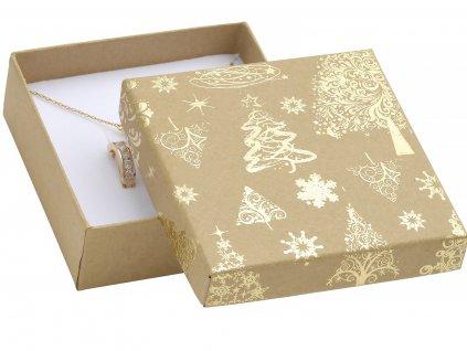 vanocni-krabicka-zlaty-stromek-na-stredni-sadu-sperku