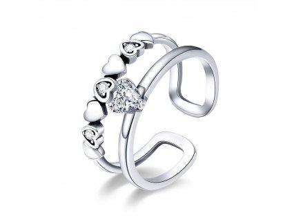 stribrny-dvojity-prsten-srdicka-ag-925-1000