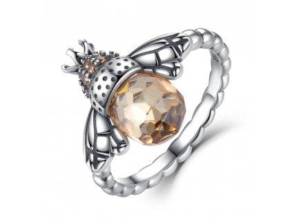 stribrny-prsten-vceli-kralovna-ag-925-1000SCR025