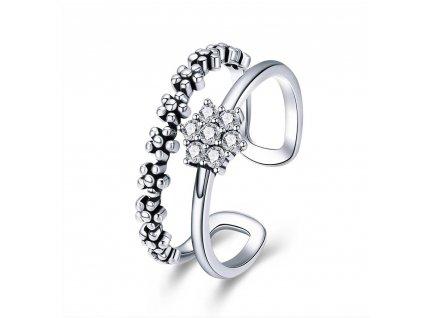stribrny-dvojity-prsten-kvetiny-ag-925-1000