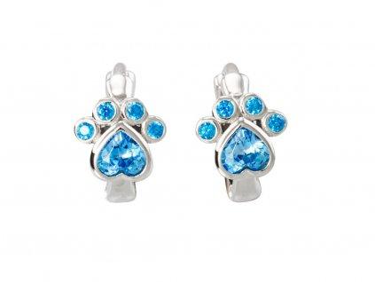stribrne-nausnice-kruhy-love-pets-blue