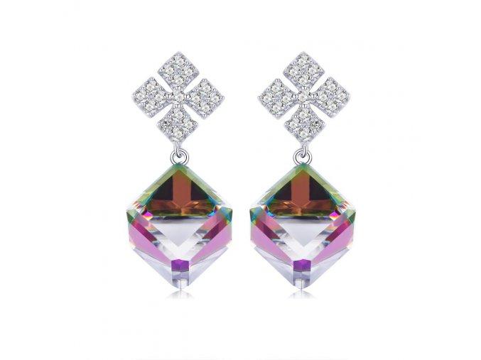 stribrne-nausnice-visaci-crystal-cube-ag-925-1000
