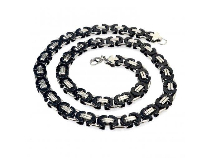 pansky-nahrdelnik-black-steel-chirurgicka-ocel