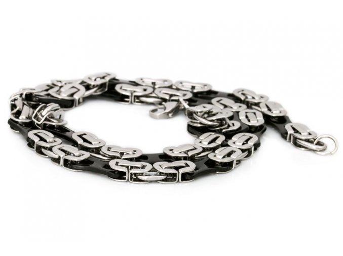 nahrdelnik-retez-black-steel-chirurgicka-ocel