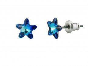nausnice-modra-hvezda-swarovski-elements