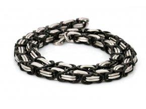 nahrdelnik-retez-black-king-chirurgicka-ocel