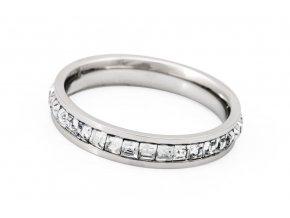 prsten-shiny-krystal-chirurgicka-ocel