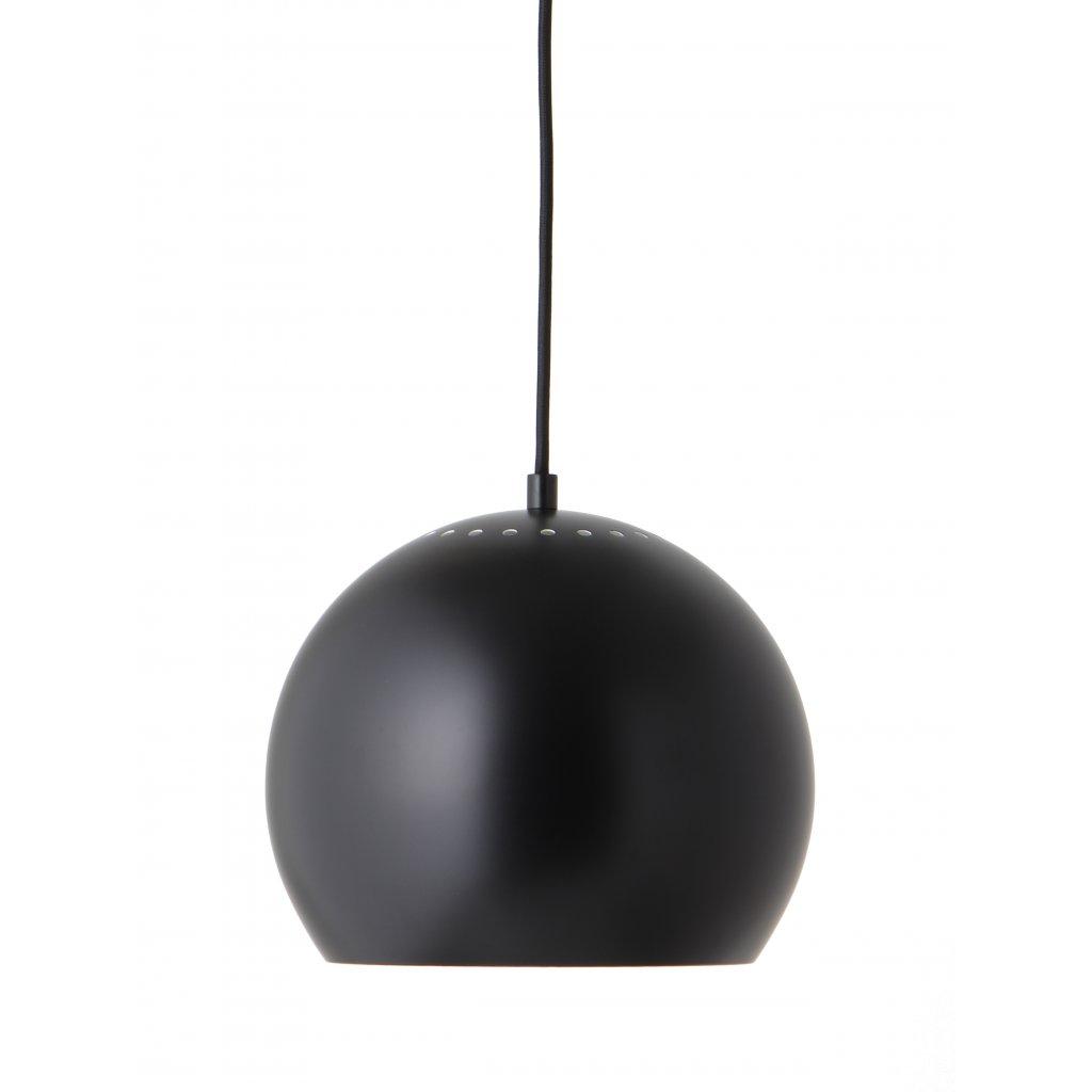 Ball pendant ø25 black