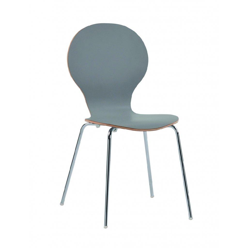 52128 a Fusione stol ljusgrå R