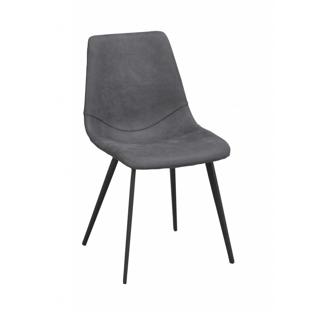 110447 b, Raymore stol, antracit svart 1