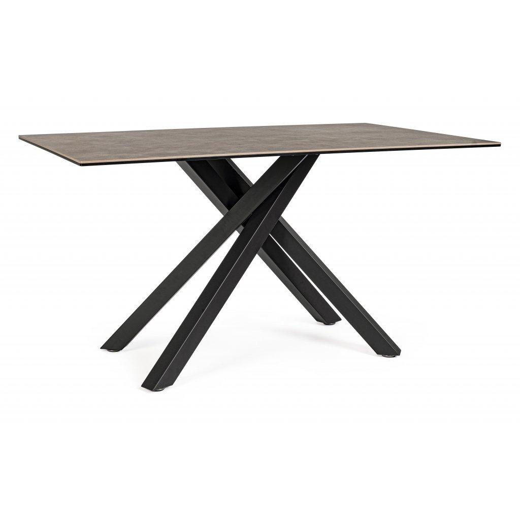 Jídelní stůl MESSIER 140x90 cm