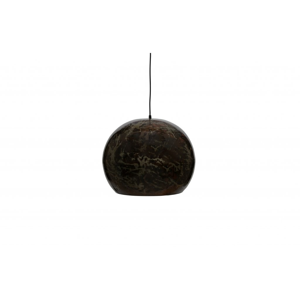 4910 1 zavesne svetlo grand ball cerne