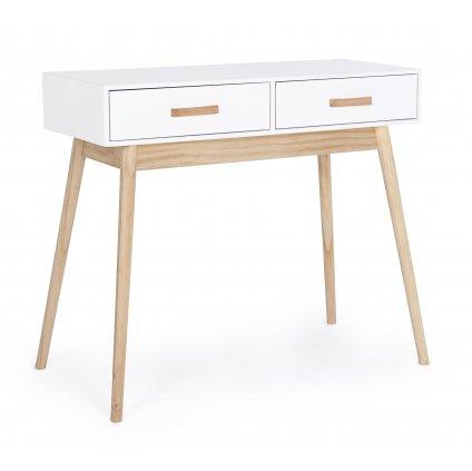 1175 2 konzolovy stolek ordinary svetly 40x90 cm