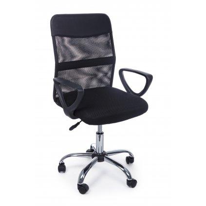 1268 4 kancelarska zidle nairobi cerna