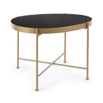 1529 1 konferencni stolek rashida tmavy 46x63 cm