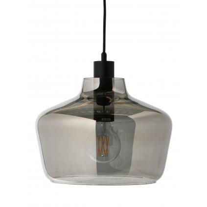 Kyoto pendant electro plated glass 1520